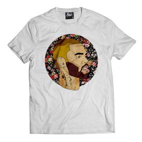 Camiseta Hip Hop Chris Brown Florido Rapper Rap Swag Kings b78c2054010