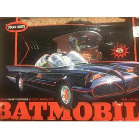 1/25 Batimovil 1966 Armable Nuevo Batimovil Batman Plastico