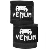 Bandagem Para Boxe Preta Com 4 Metros Venum 2 Unidades