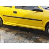 Estribos Para Chevrolet Corsa Modelo Speed, 2 Y 4 Puertas