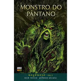 Monstro Do Pantano Regenese 2
