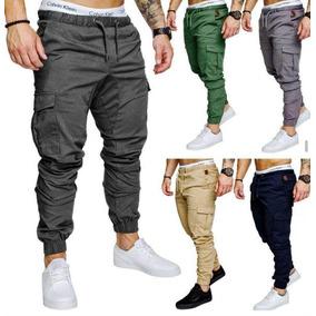7cd1530db8 Pantalon Cargo Chupin Hombre - Pantalones de Hombre en Mercado Libre ...