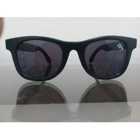 Óculos Infantil D   C Preto Wayfarer Kids 1005 13fd43293c