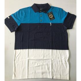 Polo Aleatory Masculina Original Listrada Camisa 008 610b2657ebe