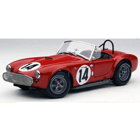 Ford Shelby Cobra Roadster 1963 #14 Sebring 1:18 Exoto 18135