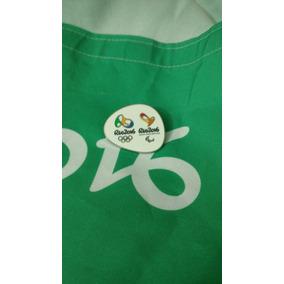 Pin Oficial Da Rio 2016