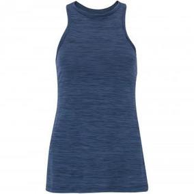 Camiseta Regata Oxer Ice - Feminina - Cor Azul Escuro por Centauro 04f9fe46198