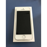 Iphone 5s /16gb Branco-usado-estado De Novo