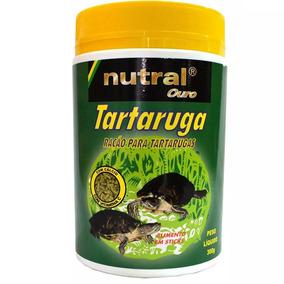 Ração Nutral Ouro Sticks Tartaruga 300g