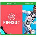 Fifa 19 + Fifa 20 Preventa Xbox One Offline Digital Promo