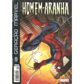 Revista Hq - 9 Geração Marvel - Homem Aranha