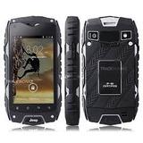 Celular Smartphone Original Jeep Z6 Negro Libre Uso Rudo