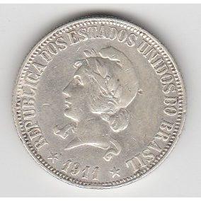 Moeda 1.000 Réis - 1911