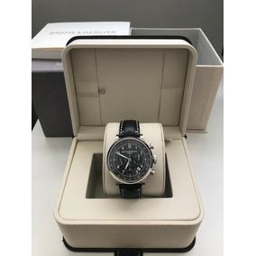 Relogio Baume & Mercier 10001 Capeland Chronografo Automatic