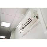 Defletor De Acrílico Para Ar Condicionado 7000 A 12.000 Btus