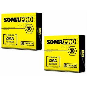Kit Somapro Zma 30 Comp. 02 Caixas - Iridium Labs Original