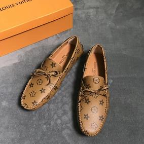 Zapatos Louis Vuitton Mocasines Bajo Pedido