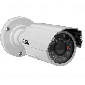 Câmera De Segurança Infra Giga 1/3 25m 3.6mm 760li Gs7025etb