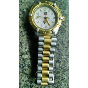 12f06bcf40d Relógio De Pulso Tag Heuer Misto Aço ouro Feminino