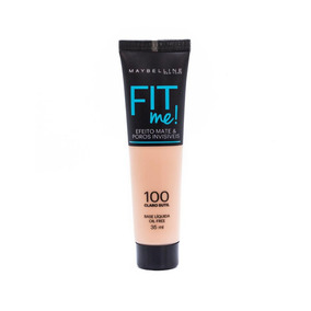 Base Maybelline Fit Me 100