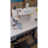 Maquina De Costura Transporte Duplo Usada Máquinas De Costura