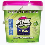 7 Ltrs Pink Solution Clean & Scrub, Mother