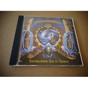 a6d6f29b18e184 Cd Gamma Ray Somewhere Out In Space - Música no Mercado Livre Brasil