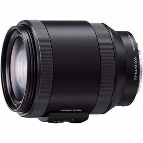 Sony Lente E Pz 18-200mm F/3.5-6.3 Oss