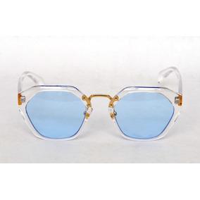 deb2e2267bbd1 Oculos Azul Lente Transparente De Sol - Óculos no Mercado Livre Brasil