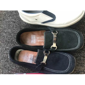 Zapatos Mocasines Hombre Zara - Zapatos en Mercado Libre México 8fce85eef29