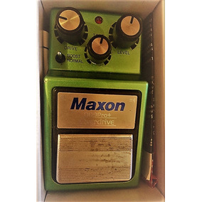 Pedal Maxon Ibanez Made In Japan-troco