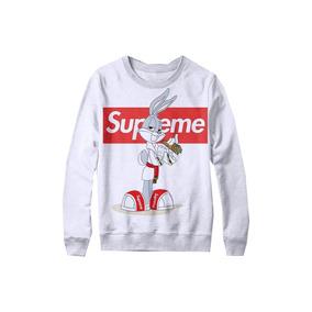 Supreme Moletom - Camisetas e Blusas no Mercado Livre Brasil ab700c62ee0