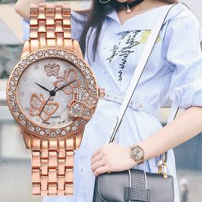 770a4d1f938 Relógio Geneva Rose - Relógios De Pulso no Mercado Livre Brasil