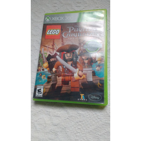 Lego Pirates Caribean Xbox 360