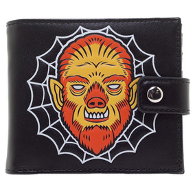 Cartera Creepy Wolf Kreeps Sourpuss Psychobilly Soupcl162