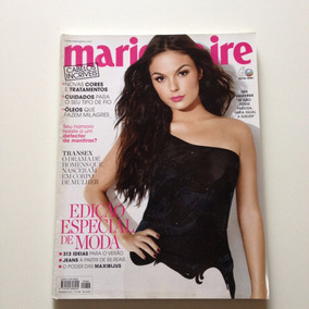 Revista Marie Claire 258 Isis Valverde Ano 2012