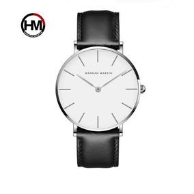 e66a3196bf1 Relógio De Pulso Masculino Elegante Pulseira Modelo Europeu