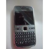 Celular Nokia E72-2 Usada So Vibra Retirada De Peças N606