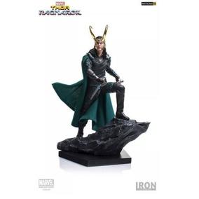 Iron Studios Loki Thor Ragnarok