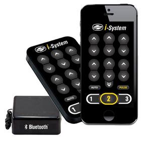 Controle Suspensão A Ar 8 Canais Com Central Bluetooth