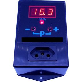 Termostato Digital Com Tomada Uso Geral -9,9 A 120 Graus