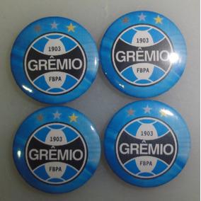 Boton Grêmio - 10 Unidades - 2,5 Cm