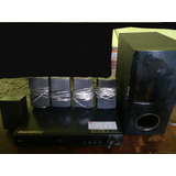 Dvd Hometheater Bluerey 3d Lg Control 5.1