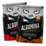 Albumina Desidratada 1kg - Proteína Pura - Sabores