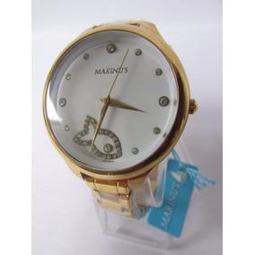 aeba43a76e2 Relogio Marinus Feminino Atlantis - Relógios De Pulso no Mercado ...