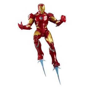 Boneco Homem De Ferro Original Marvel Legends 30cm Hasbr