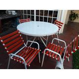 Sillones Jardin Hierro Usados Muebles De Jardin Usado En Mercado