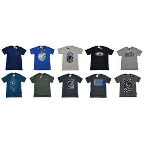 Kit Lote Pacote Atacado 10 Camisas Blusas Oakley Revender   e960028d74f