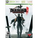 Ninja Gaiden Ii Para Xbox 360 Pp