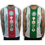 2 Camisas Do Palmeiras Regata Campeão Brasileiro